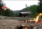 """""""Focul viu"""" de la Andreiasu de Jos poate prezice cutremurele din Romania - Misterul din inima muntilor Vrancei il afli aici"""