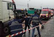 Un tanar de 27 de ani a murit in urma unui accident grav, la iesirea din Brasov