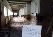 Ce se intampla dupa ce tavanul unei scoli a cazut in Bucuresti. Anuntul facut de Ministerul Educatiei