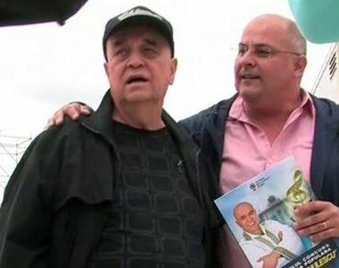 Benone Sinulescu, in pericol! Un renumit hot din Buzau i-a dat tarcoale in vazul tuturor