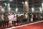 Credinta, post si rugaciune! Astazi, imediat dupa rasaritul soarelul musulmanii din Romania au intrat in sfanta luna a Ramazanului.