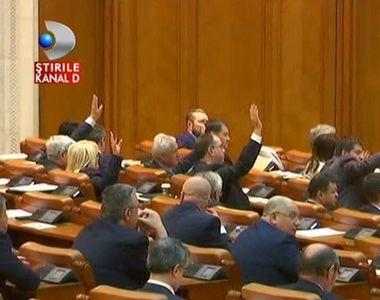 Ce au facut alesii cu primii bani incasati de la Parlament de peste o mie de euro