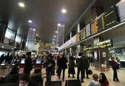 Greva Romatsa se suspenda, traficul aerian revine la normal la ora 13.00, anuntul facut de ministrul Transporturilor