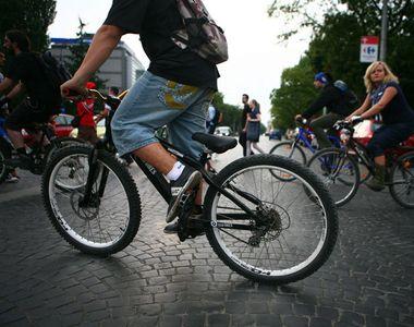 Primaria Capitalei anunta realizarea unor piste de biciclete pe 100 de km lungime....