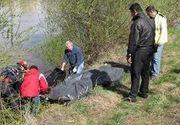 O femeie a fost gasita moarta in albia raului Somesul Mic