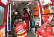 Femeie injunghiata pe o strada din zona centrala a Sibiului de o alta femeie