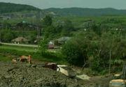 Satul din Romania care risca sa fie sters de pe suprafata pamantului. Satenii traiesc un cosmar. Ce s-a intamplat