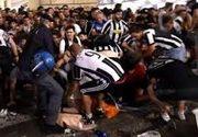 Bilantul busculadei din Torino a ajuns la 1.527 de raniti, trei in stare grava