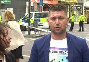 Brutarul roman, erou la Londra dupa atentatul terorist! Ce scrie presa straina despre Florin Morariu