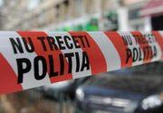 Un barbat si o femeie din Neamt, macelariti cu cruzime in casa. Principalul suspect a injunghiat si un politist ajuns la fata locului