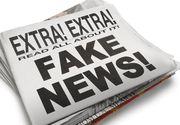 New York Times, AOL, BBC si altii vor dezbate, la Bucuresti, subiectul stirilor false