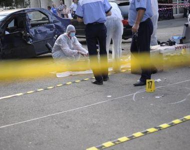 Un taximetru si un microbuz, implicate intr-un accident in Arges. A fost activat Planul...