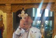Preotul care a pozat-o pe Ileana Ciuculete in sicriu sustine acum ca-i apar semne divine! Cristian Pomohaci a tinut slujba, alaturi de…un porumbel!