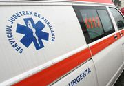 Trei raniti intr-un accident petrecut pe soseaua de centura a municipiului Alba Iulia, in care au fost implicate trei masini