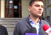 """Cristian Boureanu a invocat stari de amnezie la audieri. """"O sa vedeti probele"""", le-a spus el jurnalistilor"""