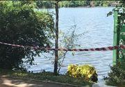 Barbat inecat in lacul Herastrau. Trupul barbatului plutea aproape de malul lacului