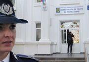 Una dintre cele mai frumoase politiste din Iasi a intrat in coma dupa un accident ingrozitor! S-a intamplat chiar in sediul politiei