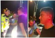 "Marian Godina prezinta imagini in care politistul lovit de Cristian Boureanu ii da acestuia un pumn: ""Bravo, colegutule! Asa trebuia raspuns"""