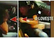 Noi imagini de la incidentul in care a fost implicat Boureanu, facute publice de Politia Rutiera! Fostul deputat este incredibil de violent cu oamenii legii, dar si cu iubita pe care a bruscat-o