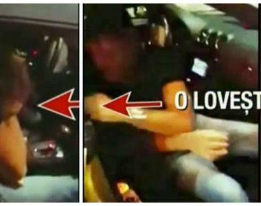 Noi imagini de la incidentul in care a fost implicat Boureanu, facute publice de...