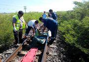 Circulatia feroviara, paralizata pentru mai multe ore. Doua cadavre au fost gasite in aceasta dimineata pe calea ferata. Inca nu se cunoaste identitatea victimelor