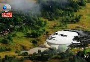 In nordul tarii, se ascunde o priveliste unica in Europa: lacul cu chip de om. In imaginile spectaculoase, oamenii spun ca pot deslusi chiar fata lui Mihai Eminescu.
