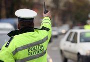 O fata de 15 ani din Vrancea, prinsa la volanul unui autoturism. Mama adolescentei a fost cea care i-a dat masina