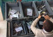 Scandal monstru in Constanta. O pescarie vinde produse imputite, iar mirosul se simte din strada