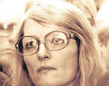 """Dezvaluirile Elenei Carstea despre chinul Zoiei Ceausescu in decembrie 1989: """"Erau..."""