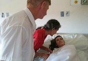 """Amelia a suferit un grav accident de circulatie in timp ce era insarcinata, dar a nascut un copil perfect sanatos, chiar daca era in coma. """"Dumnezeu exista si facem minuni"""""""