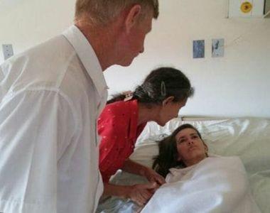 Amelia a suferit un grav accident de circulatie in timp ce era insarcinata, dar a...