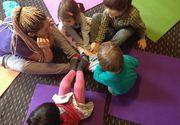 Cauti o activitate distractiva, dar educativa pentru copilul tau? Te-ai gandit la yoga pentru copii? Nu e deloc ca la adulti. Uite in ce consta