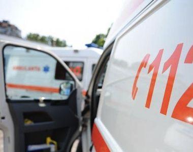 Cinci raniti in doua accidente rutiere produse in decurs de cateva minute in judetul...