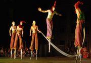 Petrecerea continua pe strazile Sibiului, la Festivalul International de Teatru