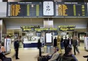 Aeroportul Otopeni le cere pasagerilor sa vina cu trei ore inainte de decolare, din cauza aglomeratiei