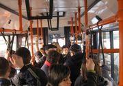 Un jandarm a vrut sa apere o femeie jefuita in autobuz, in Bucuresti. Hotul i-a spus sa nu-l atinga, pentru ca are HIV