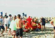Tragedie la malul marii! Un politist din Craiova a murit inecat, iar un tanar de 18 ani se zbate intre viata si moarte
