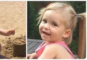 La numai 1 an, aceasta fetita sufera de Alzheimer. Ea a uitat deja primele cuvinte, iar parintii sunt ingroziti de gandul ca isi va pierde memoria in curand