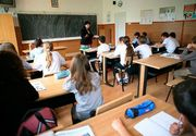 Evaluarea Nationala: Absolventii clasei a VIII-a sustin astazi proba scrisa la Matematica
