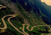 O stanca de o mie de tone a cazut pe Transfagarasan - Autoritatile ar putea inchide din nou drumul