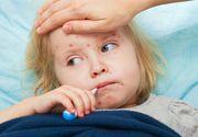 Avalansa de cazuri de rujeola la Brasov in ultimele doua luni. Medicii vorbesc despre un val epidemic de rujeola. 64 de copii sunt internati