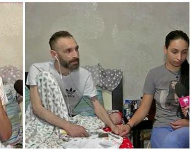Drama unei tinere de 19 ani. Iubitul ei, de 48 de ani, este pe moarte si are dureri...