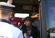 In pericol de moarte in fiecare zi. Oamenii care fac naveta din Ilfov in Bucuresti sunt tratati ca niste animale in autobuze care aproape se dezintegreaza pe drum