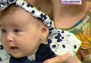 Doamne, ce fetita frumoasa are Christian Sabbagh! La aproape 4 luni, Anais cucereste pe toata lumea