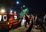 Accident feroviar terbil in Arad. Un barbat a ramas fara picioare dupa ce un tren Intercity i le-a retezat