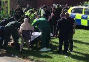 Sase persoane, printre care 3 copii, ranite la Newcastle dupa ce o masina intra intr-o multime care sarbatorea Aid el-Fitr