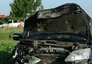 """Accident cumplit pe """"Drumul Mortii"""". Toti pasagerii au ajuns la spital - Printre raniti se numara si copii"""