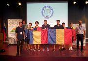 Elevii romani au obtinut primul loc pe natiuni la Balcaniada de Matematica pentru Juniori