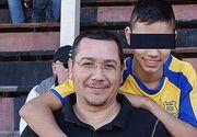 Fiul lui Victor Ponta, internat de urgenta la spital. Si-a pierdut cunostinta