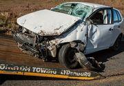 Patru romani si-au pierdut viata intr-un accident rutier petrecut in Spania. Alte patru persoane sunt ranite grav